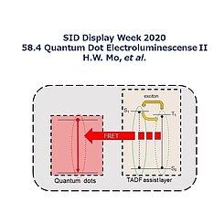 Picture of Efficient Cadmium-Free Quantum Dot Light-Emitting Diodes